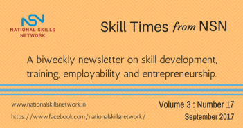 Skill Development News Digest 010917