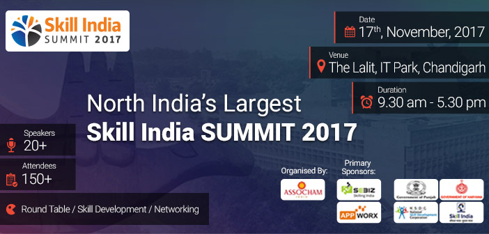 Skill India Summit Chandigarh