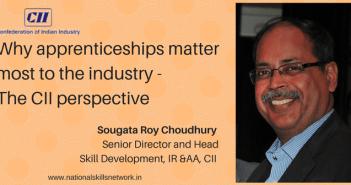 Apprenticeships CII Sougata Choudhury