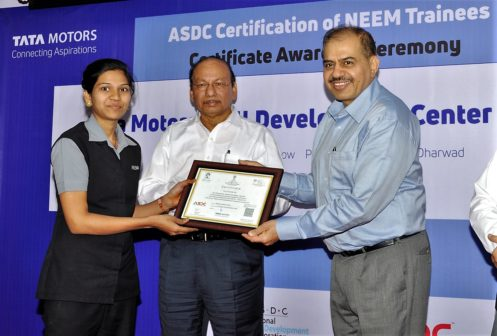Tata Motors ASDC Automotive Skills1