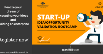 startup validation bootcamp IIIT