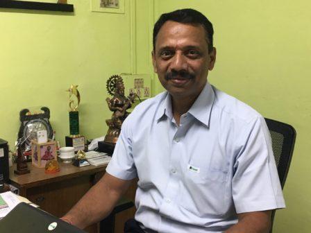 J Sivakumar AGM - HR and Admin JK Fenner
