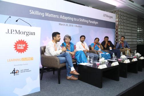 UnLtd India JP Morgan Skill development 2JPG