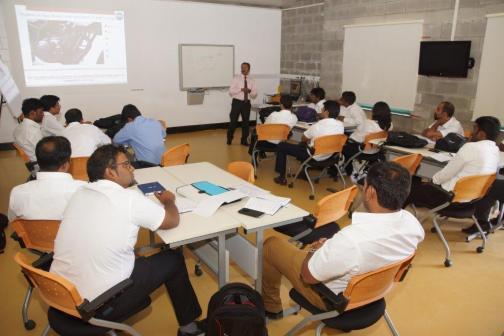 Automotive skill development TVS institute1