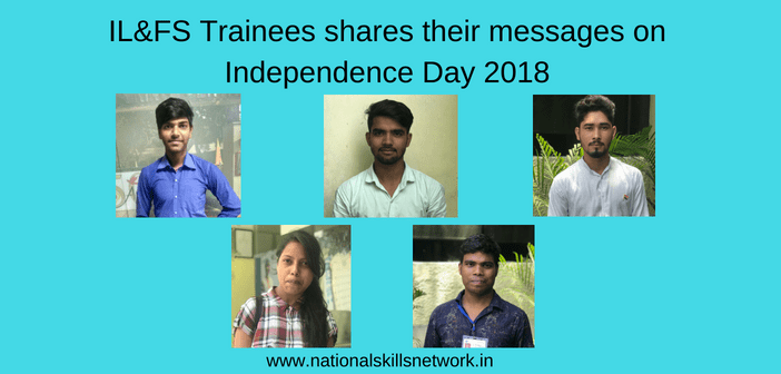 ILFS Trainees Independence Day