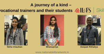 IL&FS vocational trainers