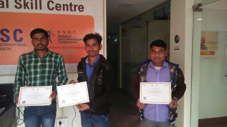 PMKVY Certificate