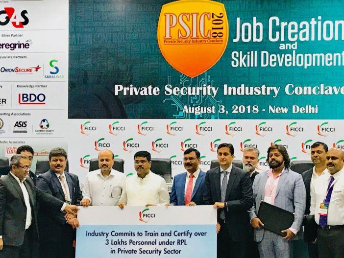 Skill India Security Guard training