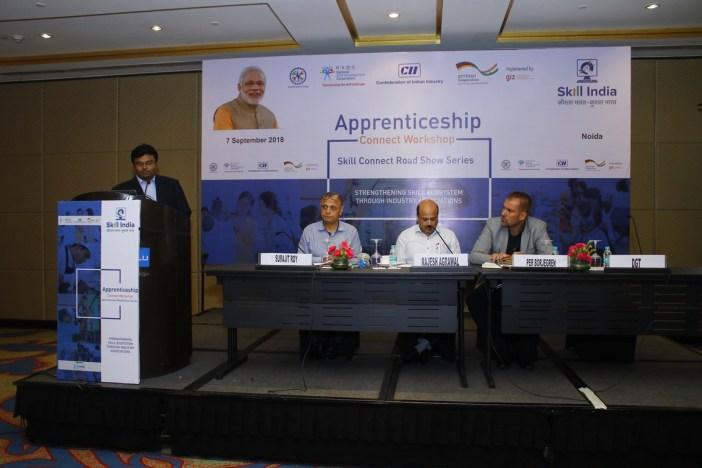 SkillConnect Noida