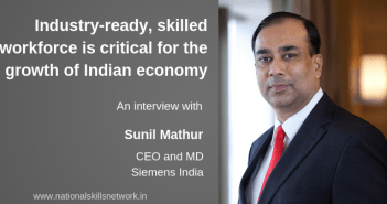 Sunil Mathur CEO MD Siemens India