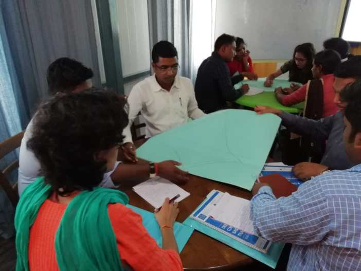 Training of vocational trainers ORMAS
