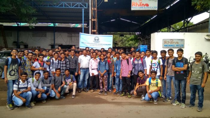 Engineering colleges manufacturing industry Rhino Machines