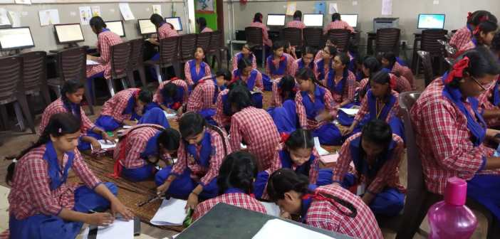 IL&FS vocational training in schools – a step towards a brighter future