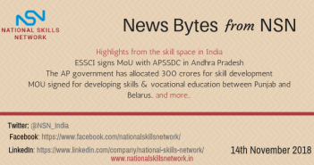 Skill development News Bytes from NSN