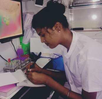 Tiksna paramedical B.Voc course