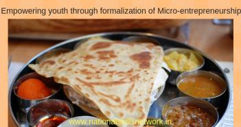 Formalization of Micro-entrepreneurship
