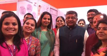 Beauty Sector Skill Exhibition- Patna (5)