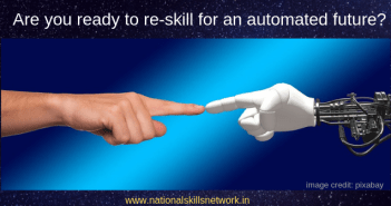 reskill for automated future