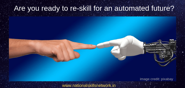 Are you ready to re-skill for an automated future?