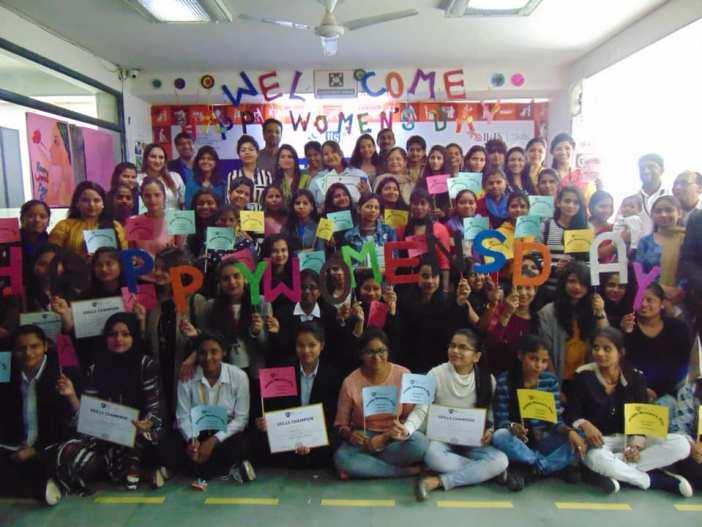ILFS skills women's day