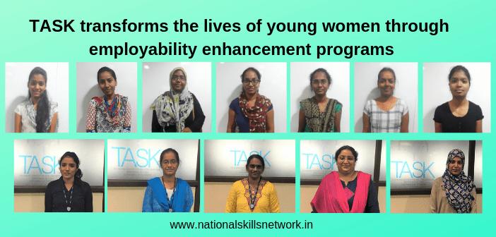 TASK women employability program