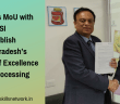 RNTU MoU with FICSI Food Processing