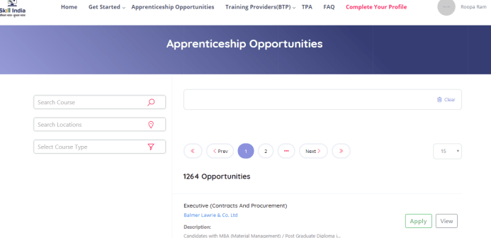 step 8 apprenticeships