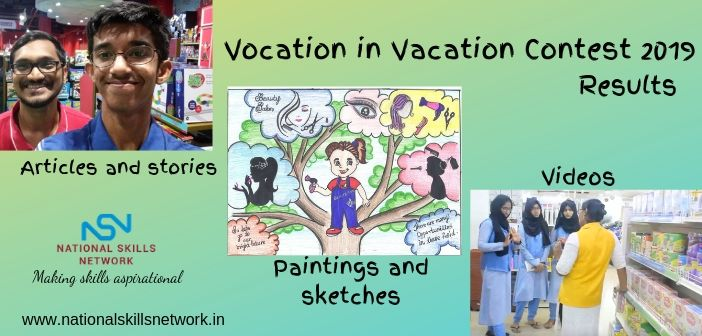 Vocation in Vacation Contest 2019 – Results