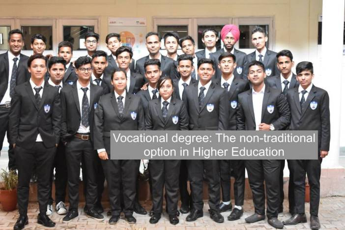 IL&FS Vocational Degree for Higher Education