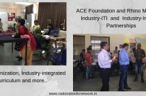 ACE Foundation and Rhino Machines Industry- ITI and Industry-Industry Partnerships