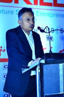 Shubhenjit Chaudhari CII Skill East Summit 2019