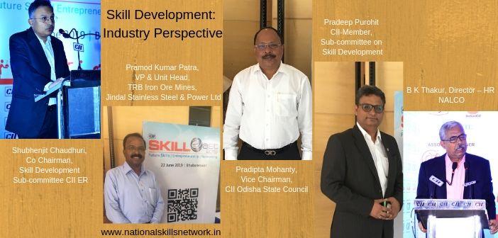 Skill Development Industry Perspective from CII Skill East Summit 2019