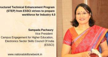 Structured Technical Enhancement Program (STEP) from Electronics Sector Skills Council Of India (ESSCI)
