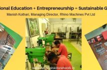 Vocational Education + Entrepreneurship = Sustainable Growth