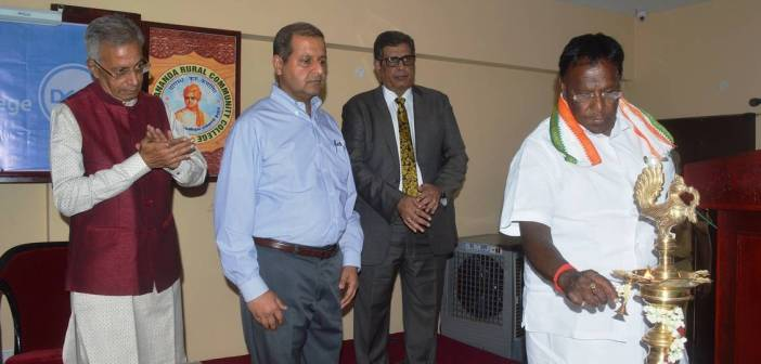 Dell Technologies partners with Swami Vivekananda Rural Community College to launch its first Skill India lab in Puducherry