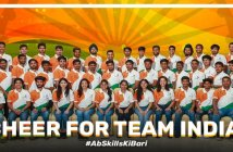 Team India for WorldSkills International Competition 2019 at Kazan Russia