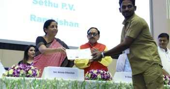 Nirmala Sitharam Skill India Mission 4 years