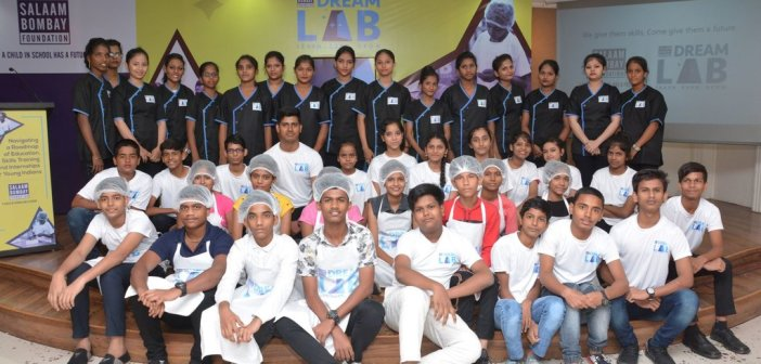 Salaam Bombay Foundation (SBF) launches DreamLab initiative on World Youth Skills Day 2019