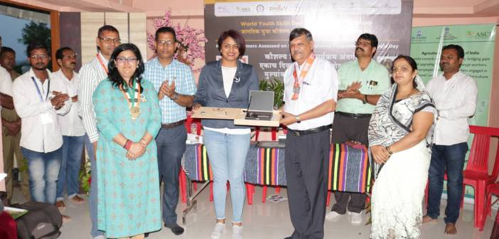 Agriculture Skill Council Of India (ASCI) creates Asia Record on World Youth Skills Day 2019 through maximum farmers assessed on a single day