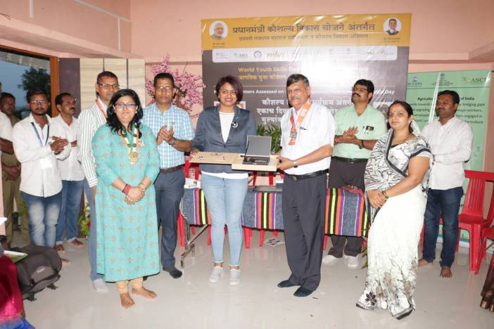 Asci_creates_asia_record_on_world_youth_skills_day_2019_through_maximum_farmers_assessed_on_a_single_day