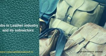 Jobs in Leather industry and its subsectors