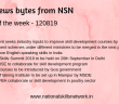 News Bytes from NSN – Quick updates on Skill Development and Vocational Training – 120819