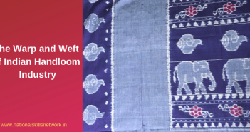 The Warp and Weft of Indian Handloom Industry