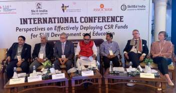 NSDC partners SkillEd and Sony to integrate vocational education in schools through PPP and CSR models