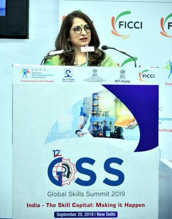 Shobha Mishra Ghosh FICCI GSS 2019