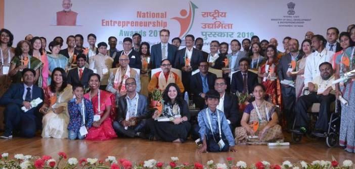 Minister of Skill Development and Entrepreneurship (MSDE) announces National Entrepreneurship Awards 2019