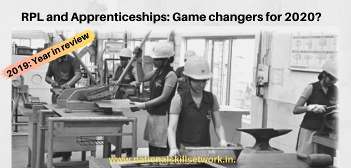 2019 year in review RPL and Apprenticeships