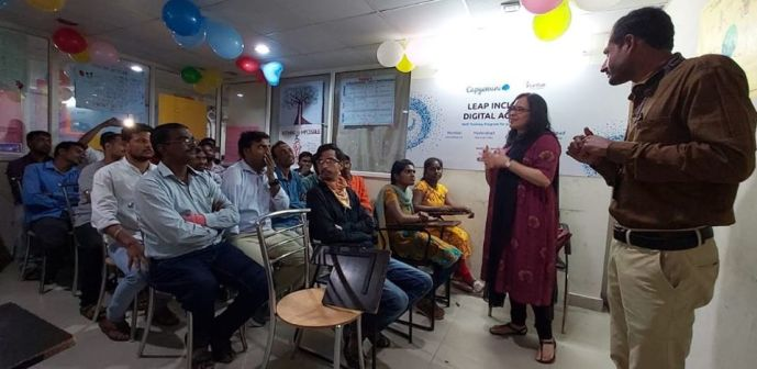 Sarthak Educational Trust_Hyderabad_International day of Persons with Disabilities