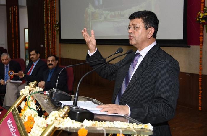 Dr. Ramhari Lamichhane at PSSCIVE National Conference