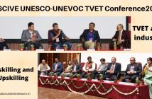 PSSCIVE UNESCO UNEVOCTVET Conference Reskilling and Upskilling